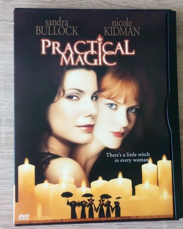 Practical Magic (Totalna magia) oryginalny film na dvd