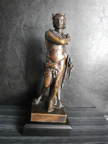 Бронзовая скульптура Меркурий