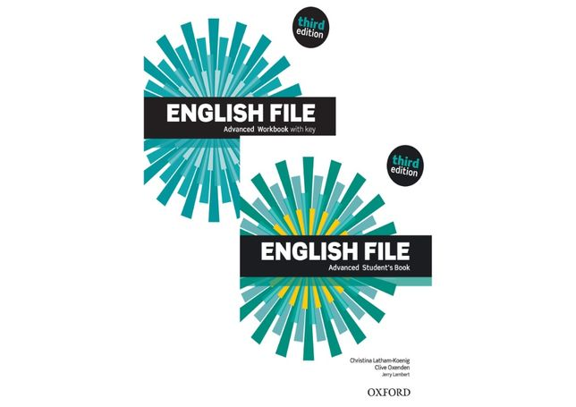 English File Advanced(3-rd edition)