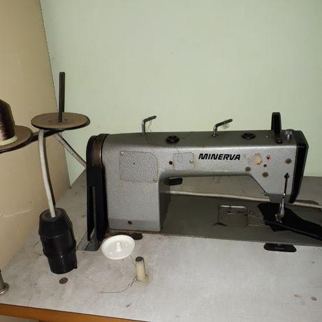 Maszyna do szycia - Minerwa