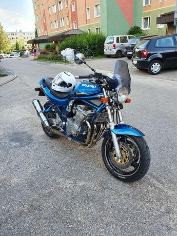 Suzuki bandit 600 zarejestrowany na kat. A2