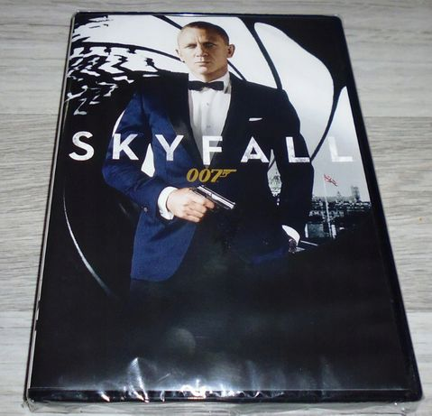 SKYFALL (2012) Daniel Craig JAMES BOND 007 DVD