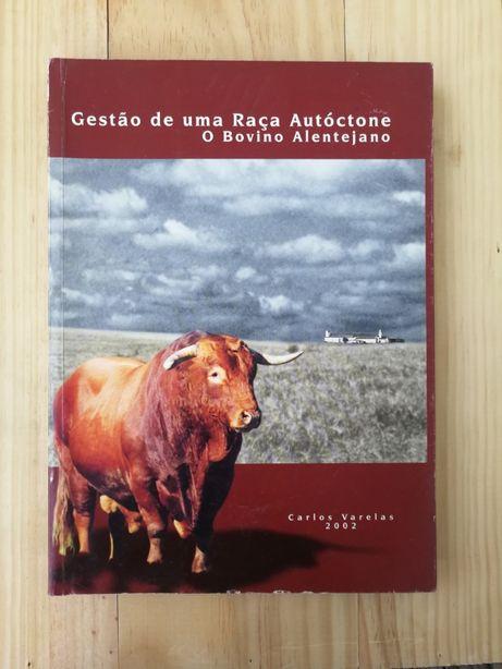 gestão de uma raça autóctone, o bovino alentejano, carlos varelas 2002