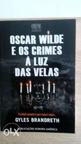 Oscar Wilde e os crimes a luz das velas