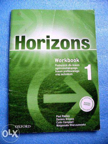 Ćwiczenia do języka angielskiego, Horizons