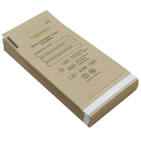 Крафт-пакеты для стерилизации, 100 шт.