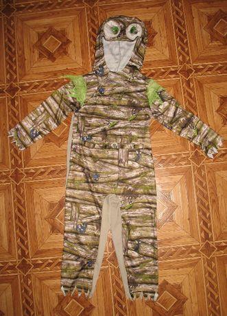 костюм на хэллоуин зомби зомбика мумия на 3-4 года