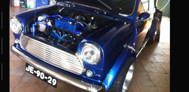 Restauro de carros antigos