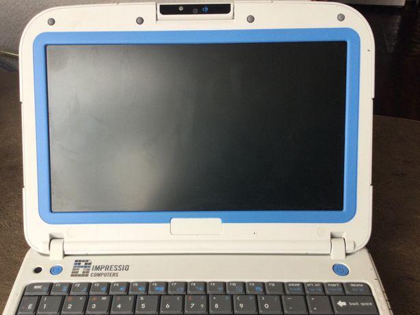Продам переносной ноутбук планшетный нетбук
