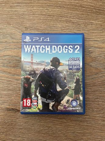 Gra Watch Dogs 2 PS4 PL