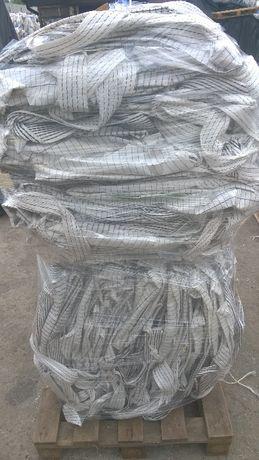 Worek Big Bag 90/90/200 cm na przemiały pet/granulaty !
