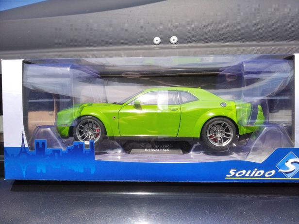 Dodge Challenger R/T Scat Pack - 2020 Solido 1:18