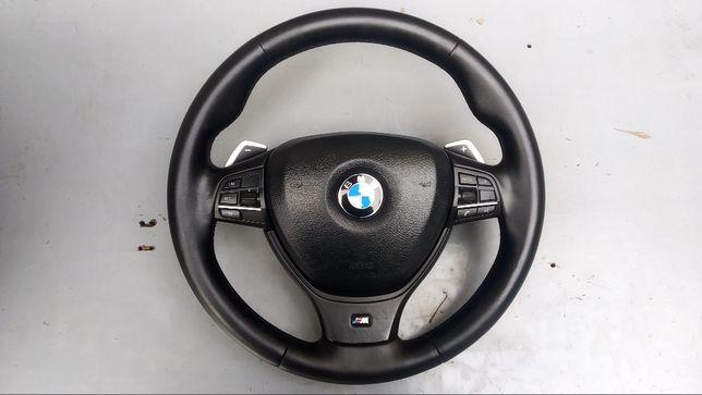Руль М Пакет BMW 5 F10 БМВ 5 Ф10 Кермо Разборка Шрот