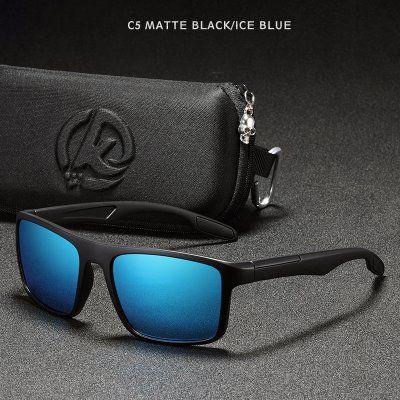 Модные поляризационные солнцезащитные очки от известного бренда Kdeam