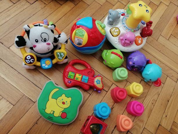 Zestaw zabawek dla Dziecka Vtech, Clementoni, Fisher, Marks and Spence