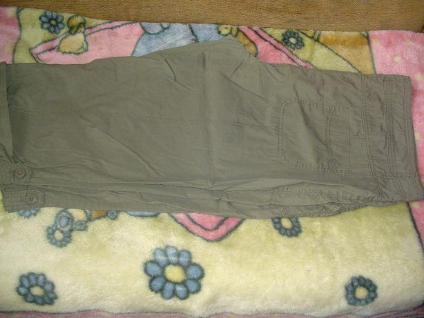 spodnie 3/4 roz 48-50