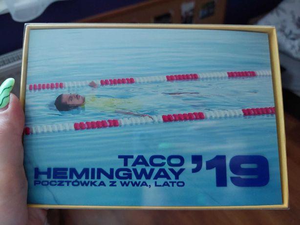 Taco Hemingway - Pocztówka z wwa CD