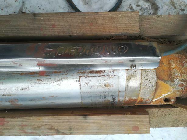 Pompa głębiona wysokiej wydajności Pedrollo typ 6 SR 27/5 6
