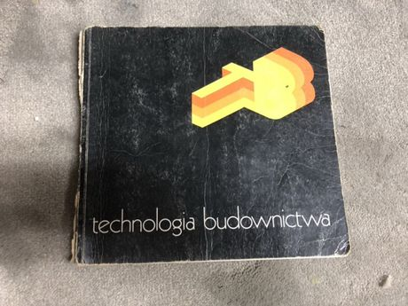 Podręcznik dla technikum technologia budownictwa wydanie 3