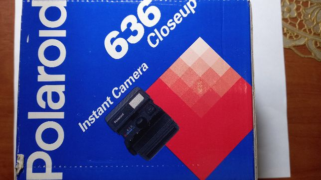 фотоаппарат палароид 636
