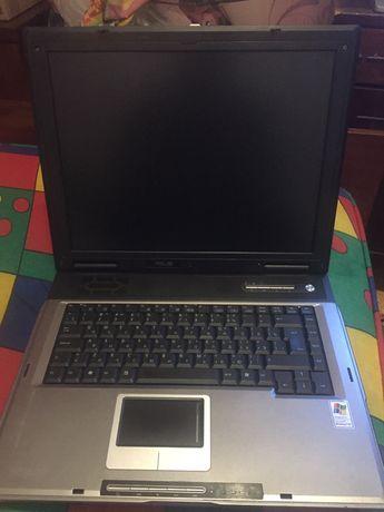 Ноутбук Asus A4000 (на детали)