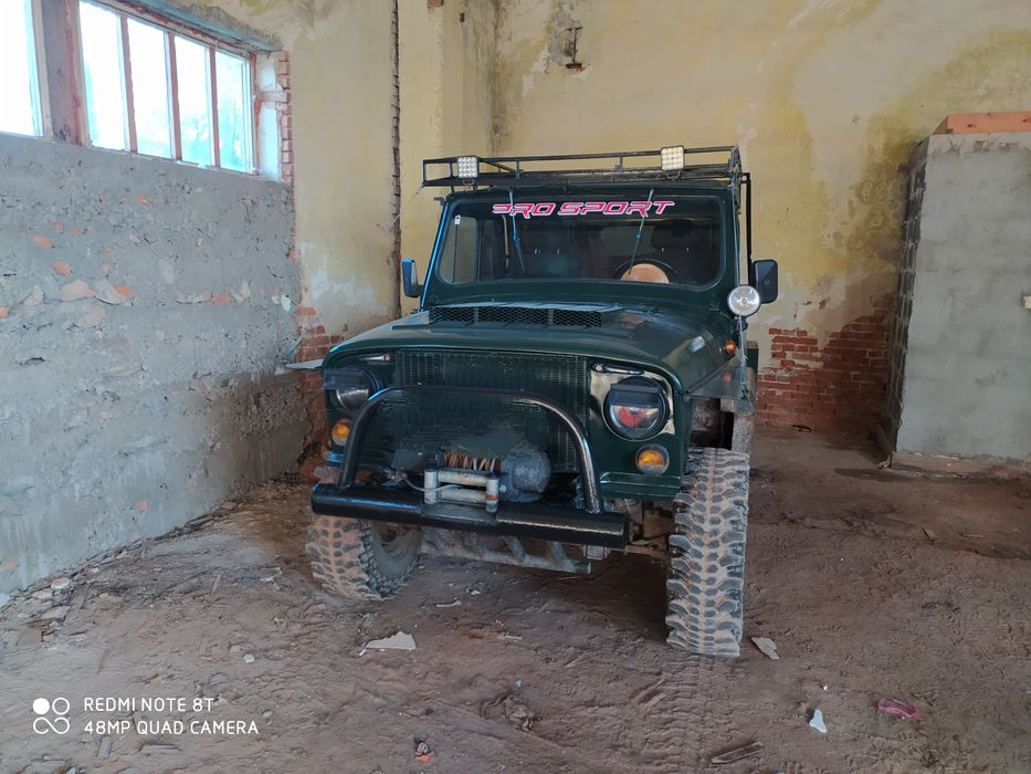 УАЗ 469 Продам авто Ушковичи - изображение 1