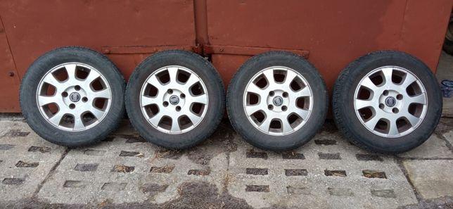 Koła Volvo 185/65 R15 4x114 ET44