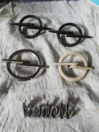 Símbolos clássicos da Opel