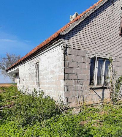 Stary dom ,duża działka, blisko Busko Zdrój, na wypady poza miasto