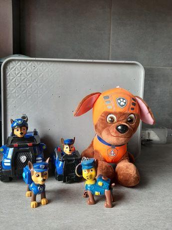 Psi Patrol - zestaw z Chase