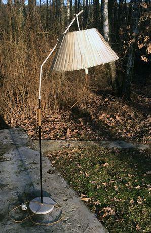 Kolekcjonerska Lampa stojąca Gałecki PRL rarytas, bardzo rzadki egz
