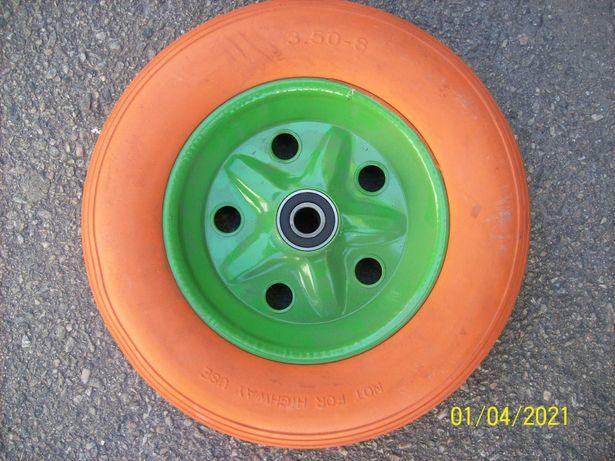 колесо для тачки пенополиуретановое