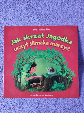 Jak skrzat Jagódka... 2 książki