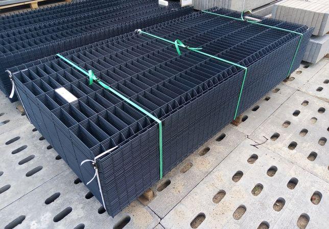 PANEL 3D 5mm H123cm, ogrodzenia panelowe, montaż ogrodzeń