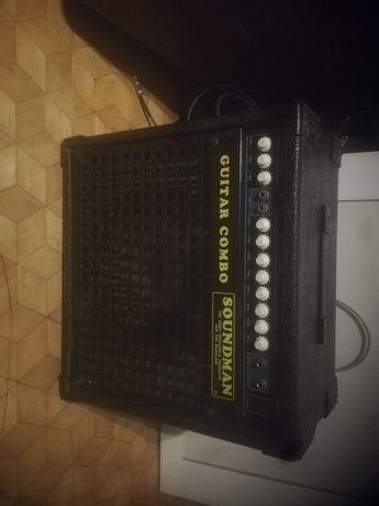 Combo gitarowe piecyk gitarowy soundman tender 80
