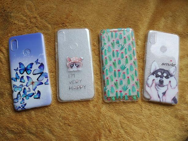 Чехол бампер на Xiaomi Redmi S2 кейс