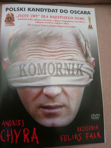 Komornik film DVD