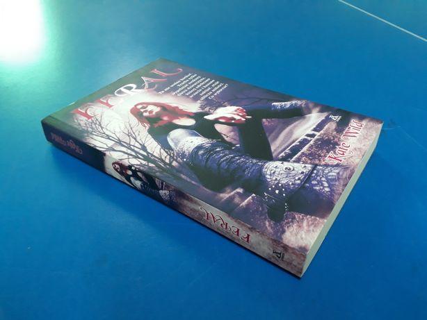 Feral Kate Wild Urban fantasy Young adult romans młodzieżówka