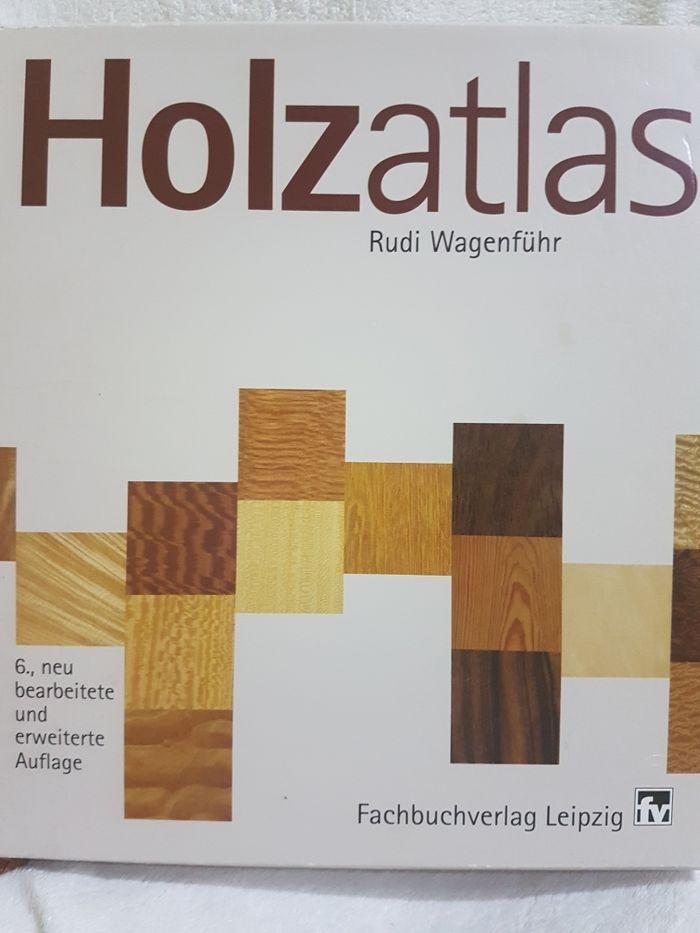 Nauka o drewnie Holzatlas 2007 Krzyż Wielkopolski - image 1