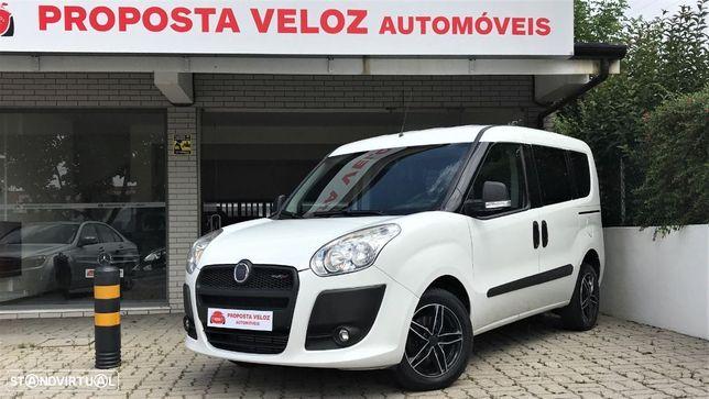 Fiat Doblo 1.3 M-Jet 7L Start&Stop