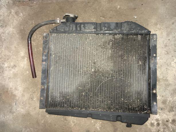 Радиатор москвич 412