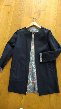 Monnari płaszcz dwustronny roz S