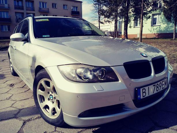 BMW e91 325i, 218KM, 2,5 benzyna, bezwypadkowe, nowa instalacja LPG