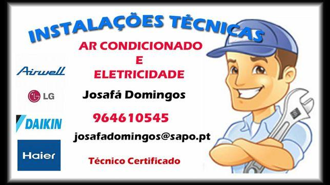 Tecnico Certificado em Ar condicionado