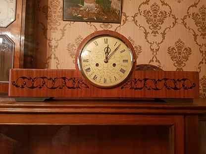 Часы с боем настенные ОЧЗ...60-е годы..