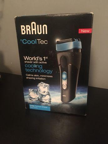 Golarka BRAUN CoolTec CT2s