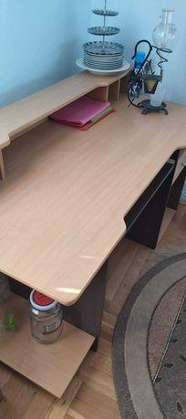 Duża biurko do pokoju