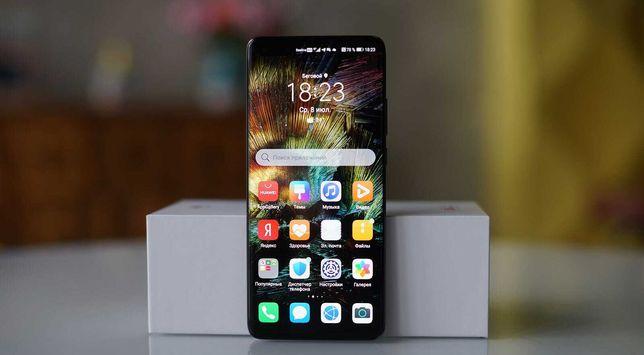 Смартфон Huawei P40 Pro Plus Синий + Чехол + Защитное стекло