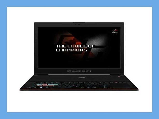 Гарантия! Игровой ноут ASUS ROG Zephyrus GX501G/i7-8750H/16GB/GTX 1080