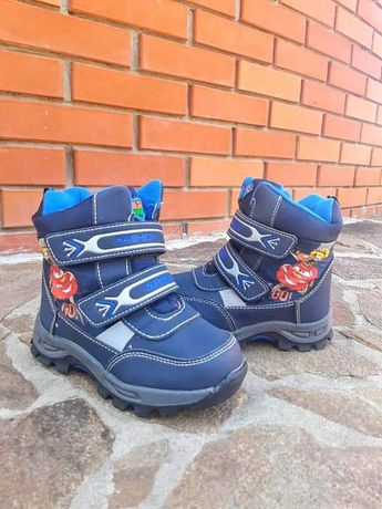Нові термочобітки, зимові чоботи, ботинки 28